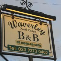 Waverley Park Lodge B&B